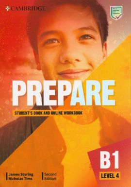 Prepare 4 Student's Book with Online Workbook - James Styring, Nicholas Tims