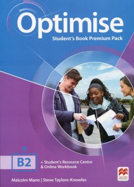 Optimise B2 Student's Book Premium Pack - Malcolm Mann, Steve Taylore-Knowles