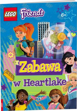 LEGO Friends Zabawa w Heartlake
