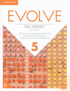 Evolve 5 Full Contact + DVD - Flores Carolyn Clarke, Hendra Leslie Anne, Mark Ibbotson, Kathryn O'Dell, Michele Lewis, Barksdale J. L., Jennifer Farmer, Alex Paramour