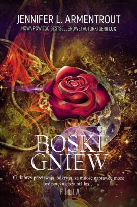 Covenant Tom 3 Boski gniew - Jennifer L. Armentrout