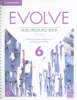 Evolve 6 Video Resource Book with DVD - Jennifer Farmer, Noah Schwartzberg, Christina Mare