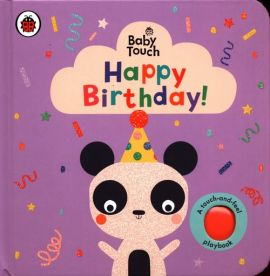 Baby Touch Happy Birthday!