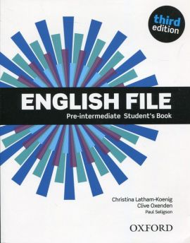 English File Pre-Intermediate Student's Book - Christina Latham-Koenig, Clive Oxenden, Paul Seligson