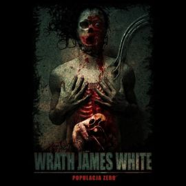 Populacja Zero - White Wrath James