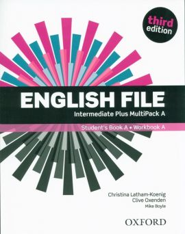 English File Intermediate Plus Multipack A - Christina Latham-Koenig, Clive Oxeden