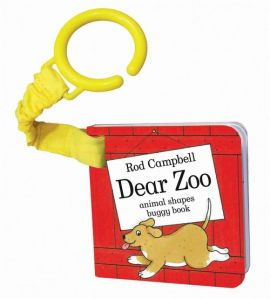 Dear Zoo Animal Shapes Buggy Book - Rod Campbell