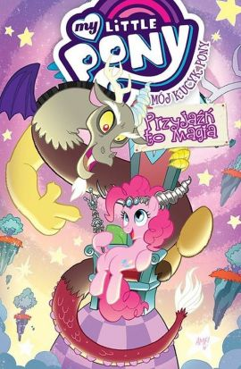 My Little Pony Przyjaźń to magia Tom 13
