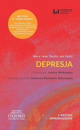 Depresja - Jan Scott, Mary Jane Tacchi