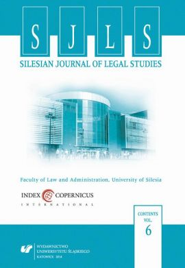 """""""Silesian Journal of Legal Studies"""". Vol. 6 - 06 ECOWAS a promise of hope or success for sub-regional economic integration in West Africa"""