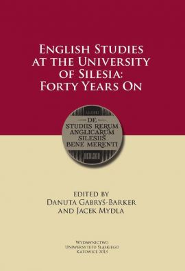 English Studies at the University of Silesia - 13 Diaries, Observations and FL Teachers' Creativity