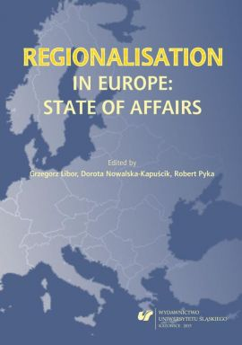Regionalisation in Europe: The State of Affairs - 07 Regional Planning and Development in Northern Ireland – Parallel Systems of Regional Governance?