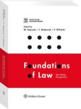 Foundations of Law The Polish Perspective