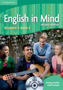 English in Mind 2 Student's Book + DVD - Herbert Puchta, Jeff Stranks