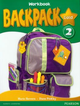 Backpack Gold 2 Workbook + CD - Mario Herrera, Diane Pinkey