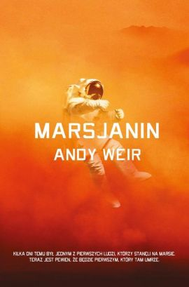 Marsjanin - Outlet - Andy Weir