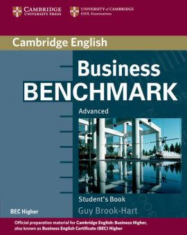 Business Benchmark Advanced Student's Book - Guy Brook-Hart