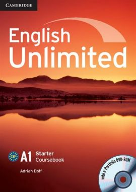 English Unlimited Starter Coursebook with e-Portfolio - Adrian Doff