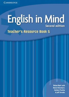 English in Mind 5 Teacher's Resource Book - Brian Hart, Herbert Puchta, Mario Rinvolucri