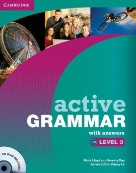Active Grammar 3 with Answers and CD-ROM - Jeremy Day, Mark Lloyd