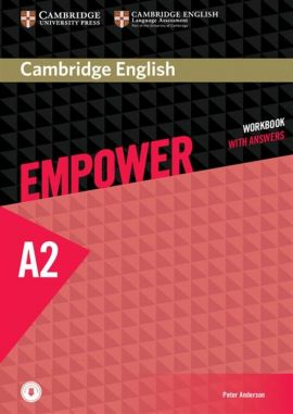 Cambridge English Empower Elementary Workbook with answers - Peter Anderson