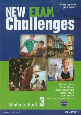 New Exam Challenges 3 Students' Book A2-B1 - Outlet - Michael Harris, David Mower