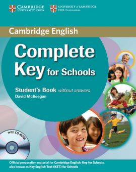 Complete Key for Schools Student's Book without answers + CD - David McKeegan
