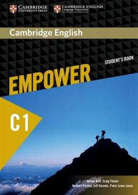 Cambridge English Empower Advanced Student's Book - Adrian Doff, Herbert Puchta, Craig Thaine