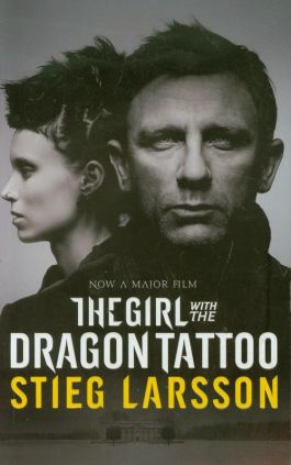 Girl with the Dragon Tattoo - Stieg Larsson