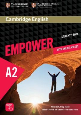 Cambridge English Empower Elementary Student's Book with online access - Adrian Doff, Herbert Puchta, Craig Thaine