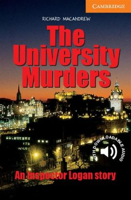 The University Murders - Richard MacAndrew