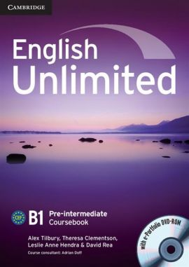 English Unlimited Pre-intermediate Coursebook + DVD - Theresa Clementson, Alex Tilbury