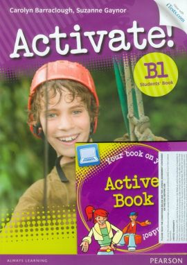 Activate! B1 New Students Book + Active Book & iTest PET - Carolyn Barraclough, Suzanne Gaynor