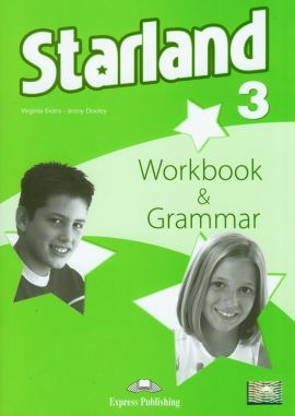 Starland 3 Workbook Grammar - Jenny Dooley, Virginia Evans