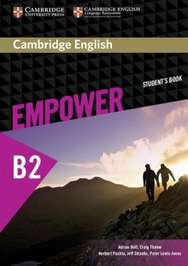 Cambridge English Empower Upper Intermediate Student's Book - Adrian Doff, Herbert Puchta, Craig Thaine