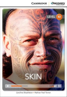 Skin Upper Intermediate Book with Online Acces - Caroline Shackleton, Turner Nathan Paul
