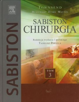 Sabiston Chirurgia Tom 3 - Townsend Courtney M.