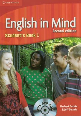 English in Mind 1 Student's Book + DVD - Herbert Puchta, Jeff Stranks