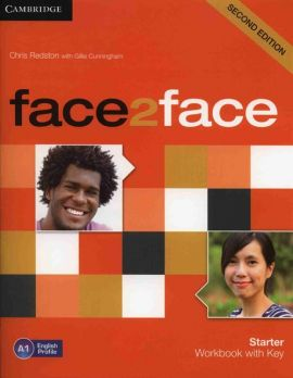 Face2face Starter Workbook with key - Gillie Cunningham, Chris Redston