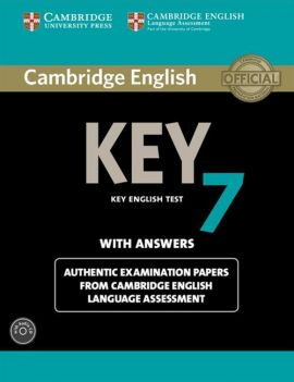 Cambridge English Key 7 Authentic examination papers with answers