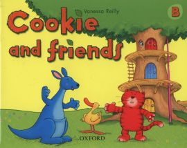 Cookie and Friends B Class book - Vanessa Reilly