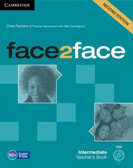 face2face Intermediate Teacher's Book + DVD - Theresa Clementson, Gillie Cunningham, Chris Redston