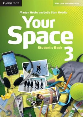 Your Space 3 Student's Book - Martyn Hobbs, Keddle Julia Starr