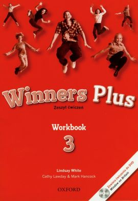 Winners Plus 3 Workbook - Outlet - Mark Hancock, Cathy Lawday, Lindsay White