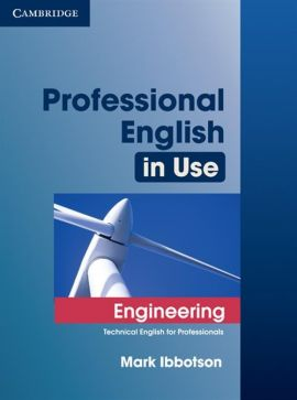 Professional English in Use Engineering - Outlet - Mark Ibbotson