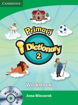 Primary i-Dictionary Level 2 Movers Workbook and DVD-ROM - Anna Wieczorek