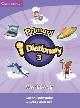 Primary i-Dictionary Level 3 Flyers Workbook and DVD-ROM Pack - Garan Holcombe, Anna Wieczorek