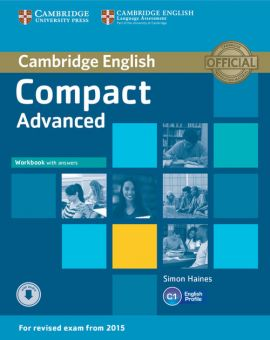 Compact Advanced Workbook with Answers - Simon Haines
