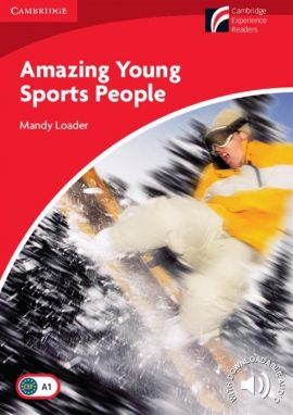 Amazing Young Sports People 1 Beginner/Elementary - Mandy Loader