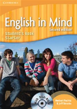 English in Mind Starter Level Student's Book w - Herbert Puchta, Jeff Stranks